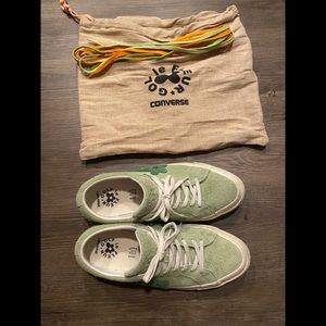 Converse Golf Le Fleur One Star Ox Jade Lime 2018
